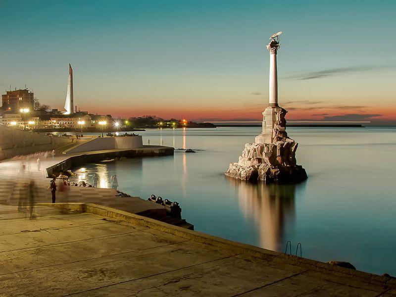 Влюбиться в Севастополь за 80 минут! width=