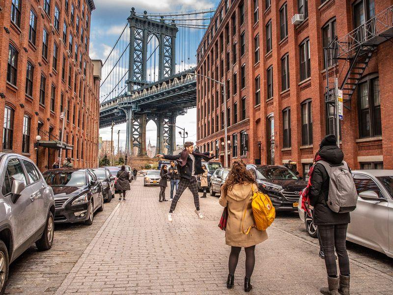 Экскурсия Прогулка по модным кварталам Бруклина