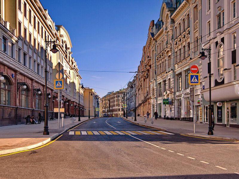 Экскурсия «Царская дорога»— 400 лет Мясницкой