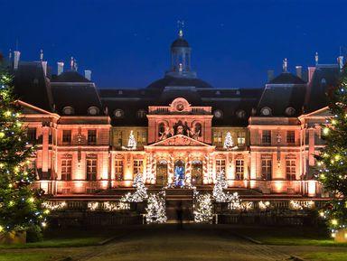 Замок Во-ле-Виконт — зависть короля, или прототип Версаля