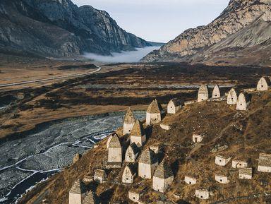 Знакомьтесь, Северная Осетия!