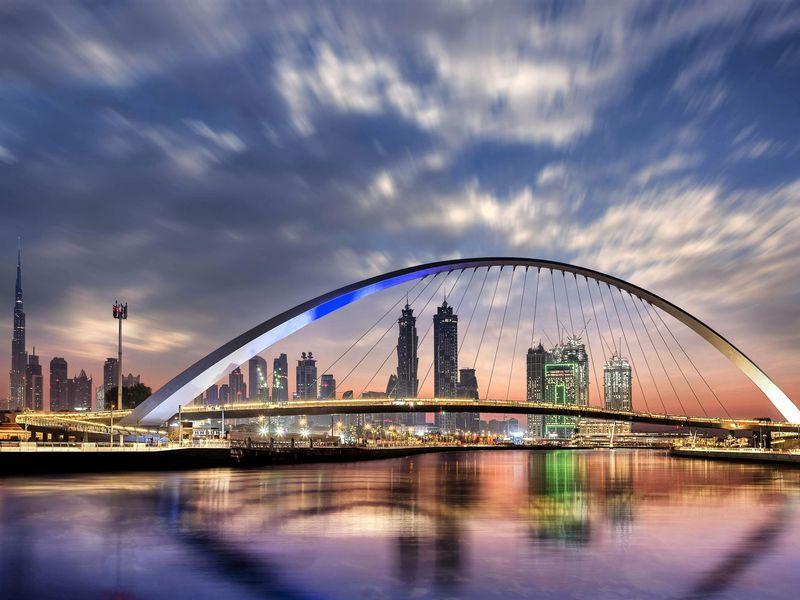 Экскурсия Морская прогулка по Дубайскому каналу