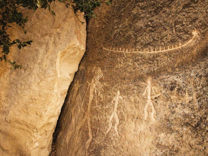 Доисторический Азербайджан: Гобустан, Атешгях и Янардаг