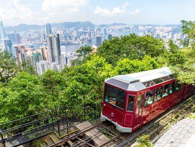 Гонконг: первая встреча