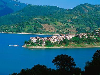 Купание, красоты и еда: гедоническое путешествие по центру Италии