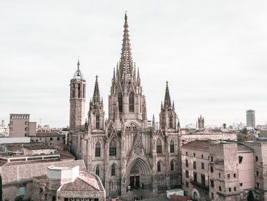 Барселона³: история, вкусы иискусство города