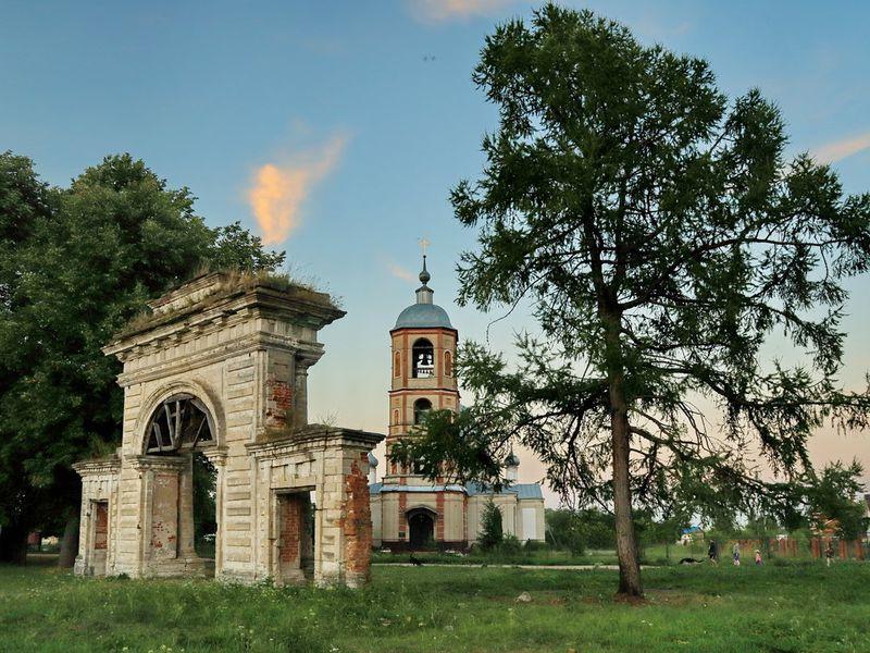 Экскурсия Авторская прогулка по окрестностям Серпухова