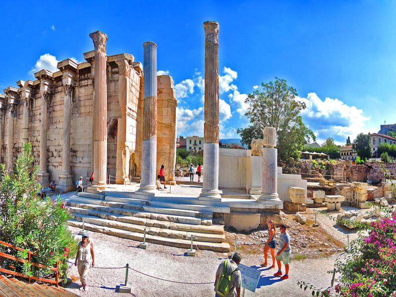 Фото: Исторические Афины за2часа