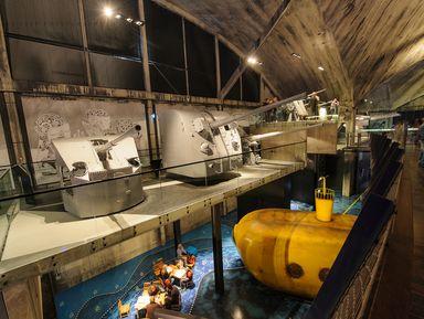 Морская история Таллина, или океан приключений в Лётной гавани