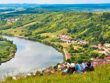 Из Люксембурга в Мозельскую долину