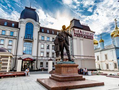 Секреты и красота исторического центра Казани