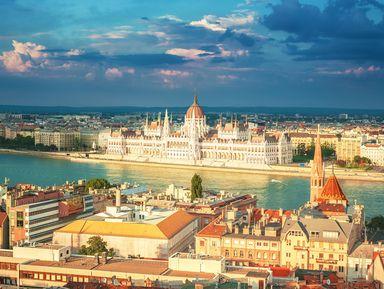 Будапешт: знакомство с городом