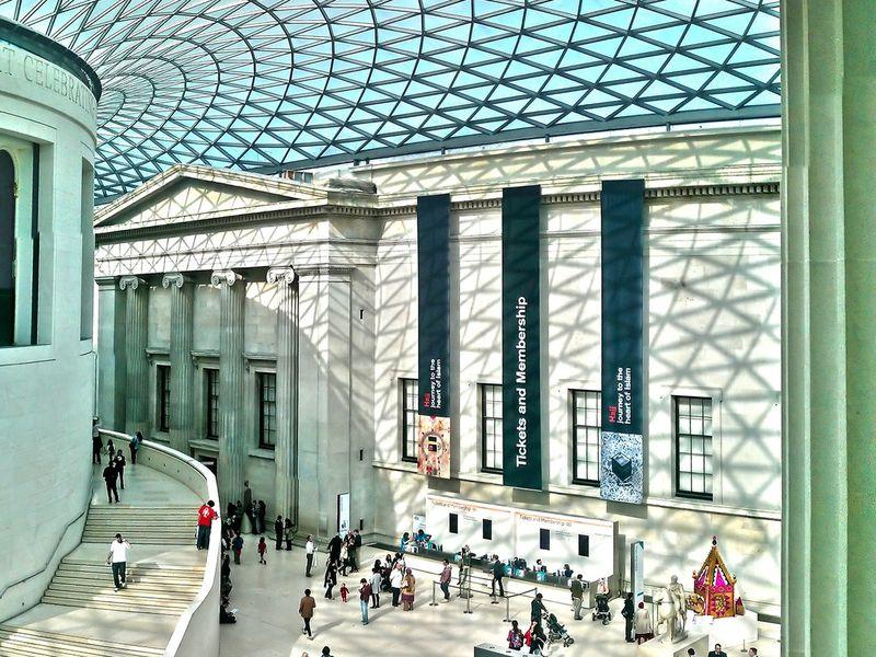 Экскурсия Экскурсия в Британский музей
