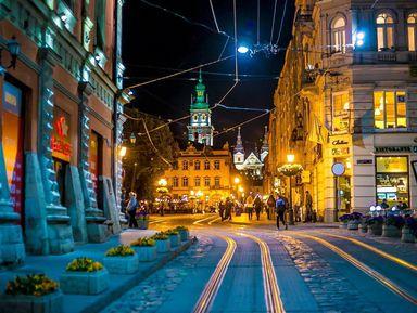 Тайны илегенды старого Львова