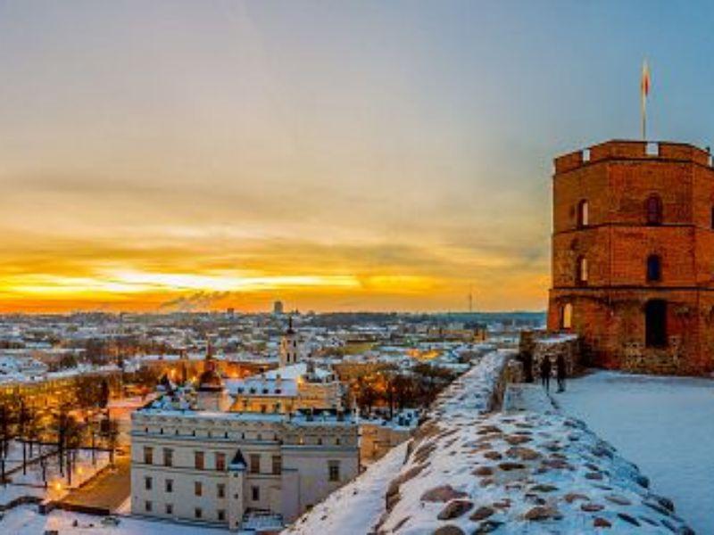 Экскурсия Исторический центр Вильнюса
