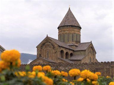 Великолепный Джвари и алтарь Грузии – Мцхета