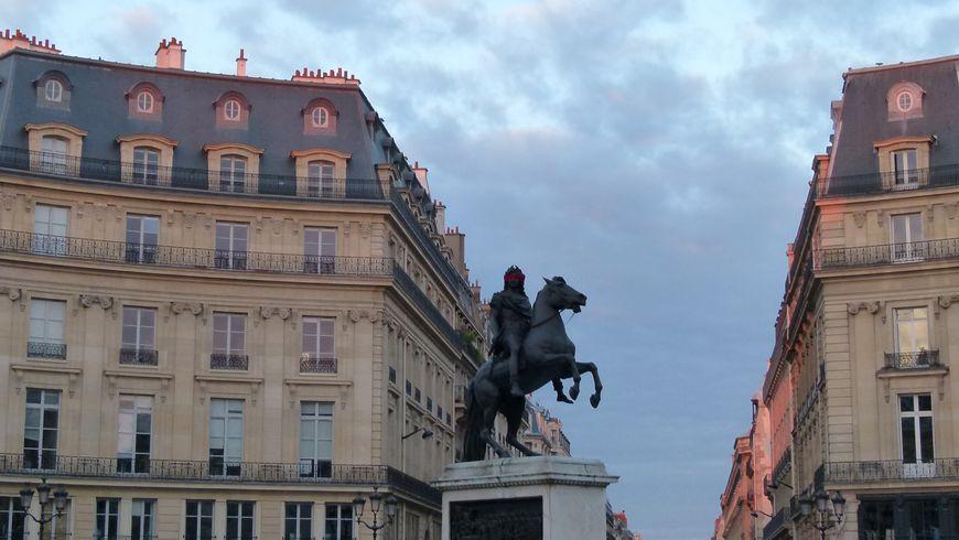 Пять королевских площадей Парижа