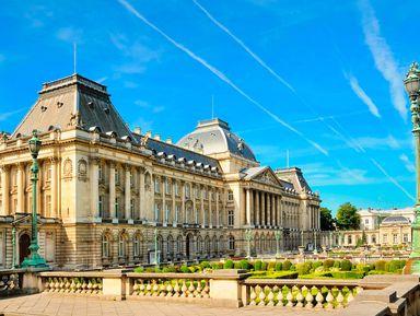 Брюссель и короли