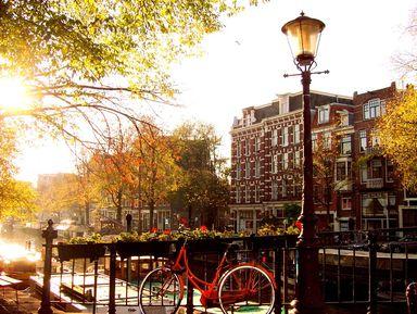 Сказочный Амстердам