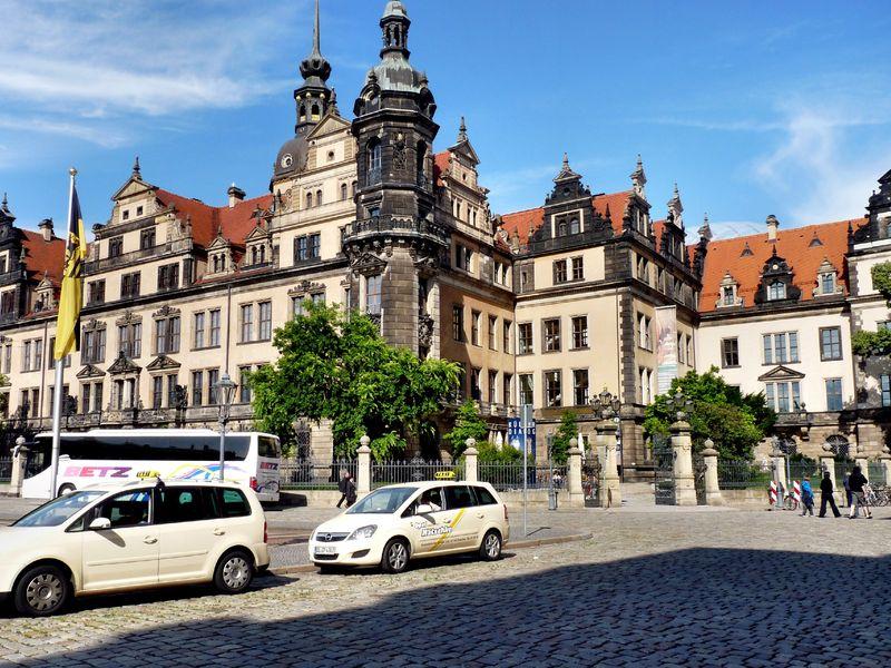 Экскурсия Групповая экскурсия из Праги в Дрезден
