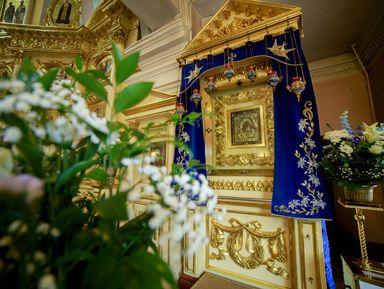 Раифский иКазанский монастырь: икона Божией Матери