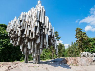 Трансфер+обзорная экскурсия по Хельсинки