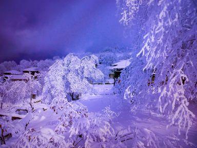 Встретить Новый Год в Раче – краю вечных снегов