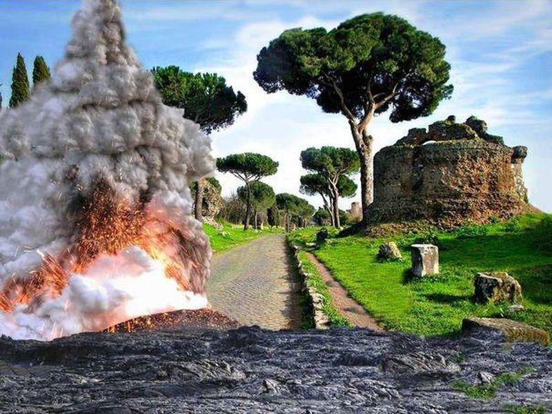 Онлайн-экскурсия «Тайная жизнь римских достопримечательностей»