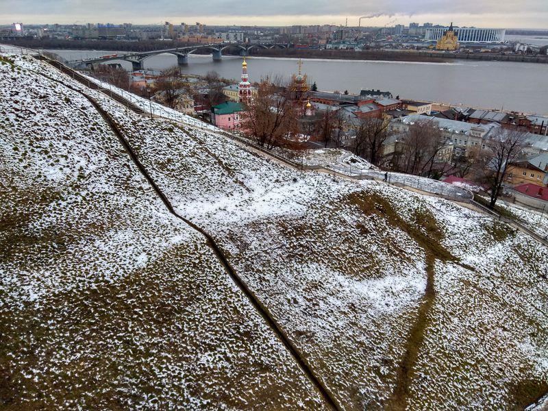 Нижний Новгород сквозь века