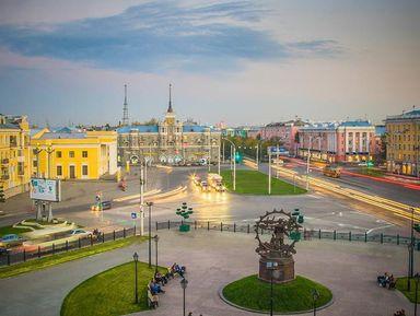 По главной улице Барнаула