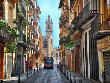 Экскурсия в Валенсии: Влюбиться в Валенсию за один день