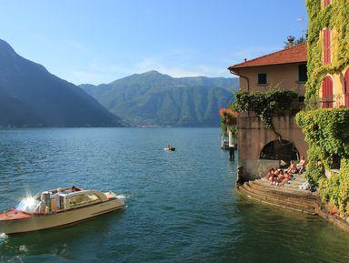 Из Милана к озеру Комо