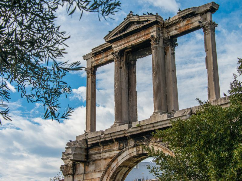 Экскурсия Афины: три тысячелетия затри часа