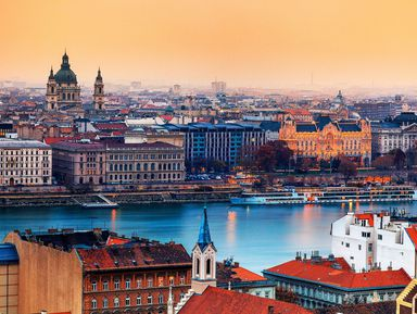 Будапешт — первая встреча