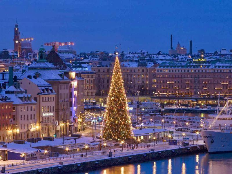 Экскурсия Понять Стокгольм за 3 часа