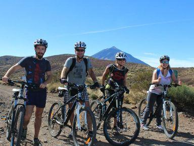 Автомобильно-велосипедный тур на Тенерифе