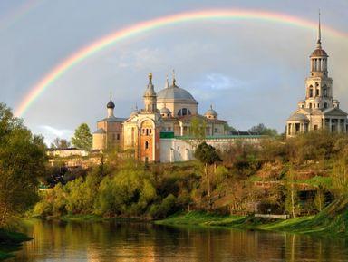 Торжок — религиозное наследие России