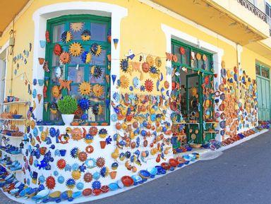 Остров Крит— мозаика культур