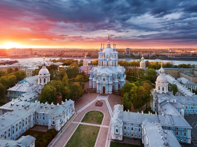Экскурсия Тайны и легенды Петербурга