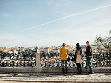 Душевная экскурсия по Лиссабону