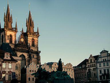 История и жизнь Праги в легендах Старого города