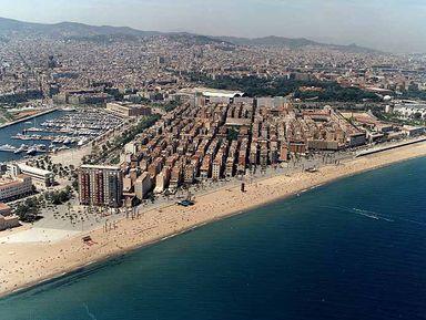 Впервые в Барселонете