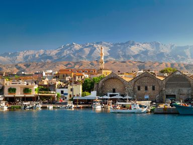 Весь Крит за один день