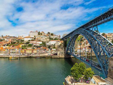 Из Порту в город портвейна Вила Нова де Гайя