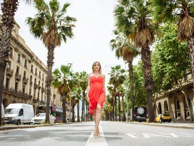 Инста-прогулка по Барселоне