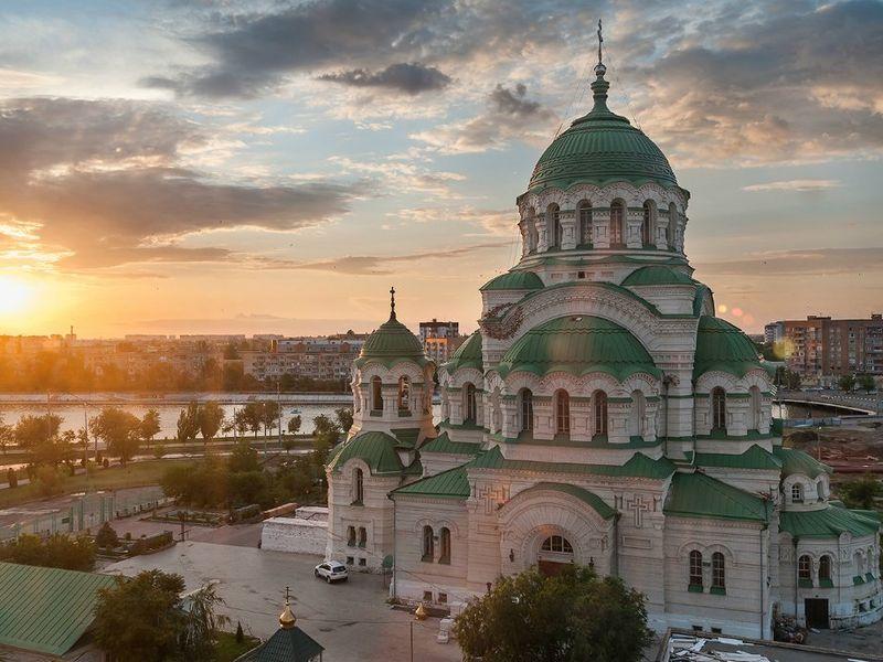 Авиабилеты из Казани в Астрахань