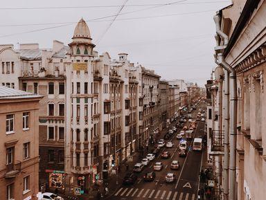 """Экскурсия """"Доходные дома, дворы и парадные Петроградской стороны"""": фото"""