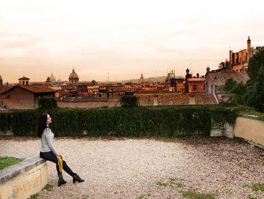 Фотосессия и увлекательная прогулка в центре Рима