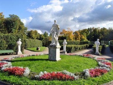 Императорские резиденции — Гатчина: дворцово-парковый ансамбль
