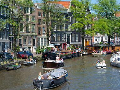Кольцо каналов: открыть настоящий Амстердам